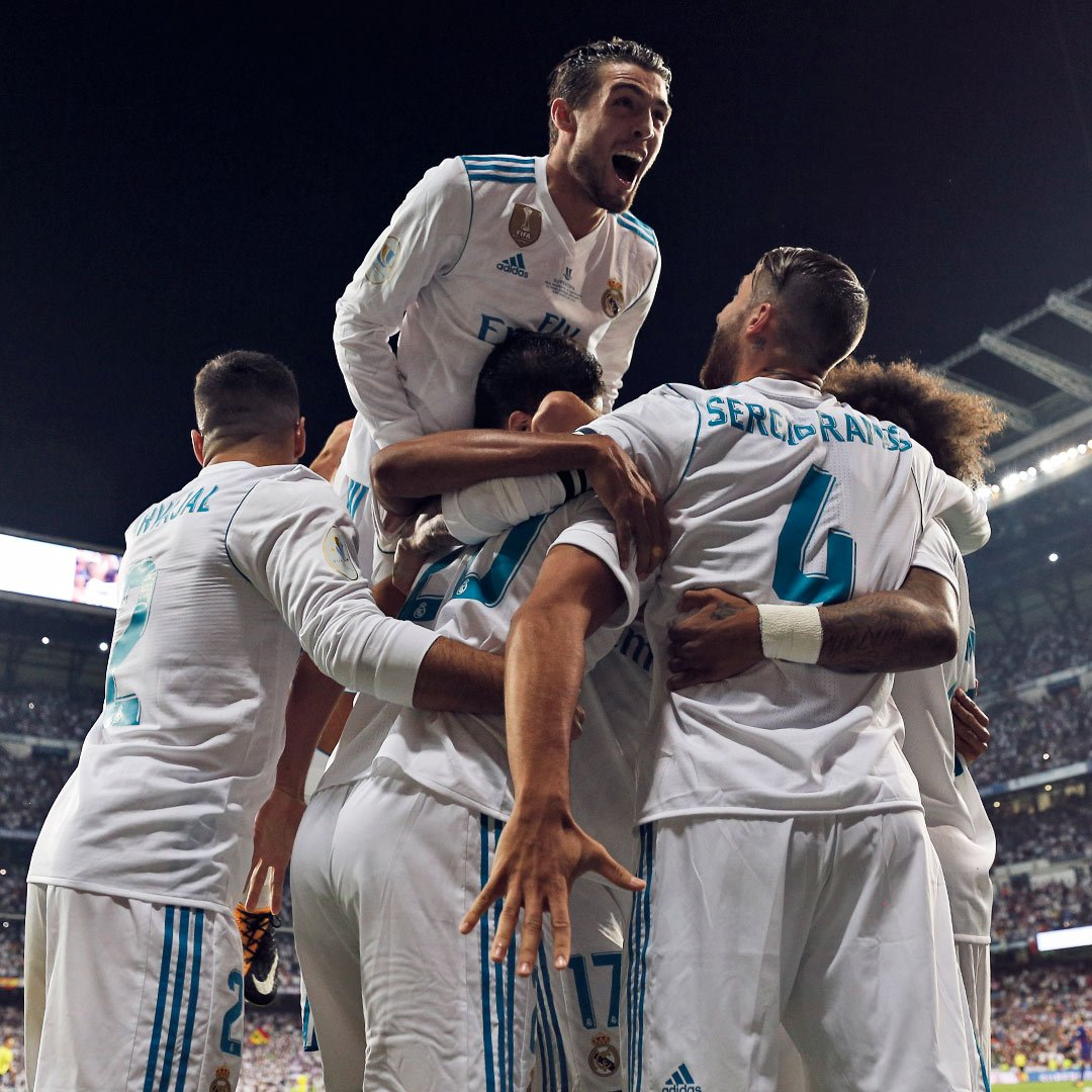 Real Madrid vs Barcelona Highlights