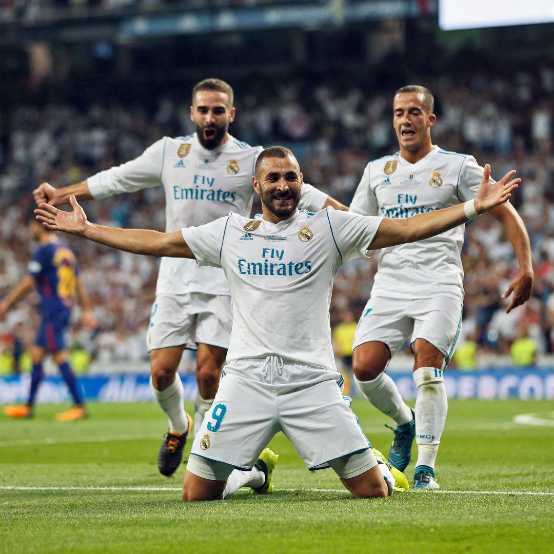 Real Madrid 2-0 Barcelona Highlights