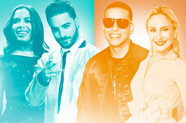 Anitta & Maluma or Claudia Leitte & Daddy Yankee? Vote for the best Portuguese-Spanish collab https://t.co/QsnbvAWprd