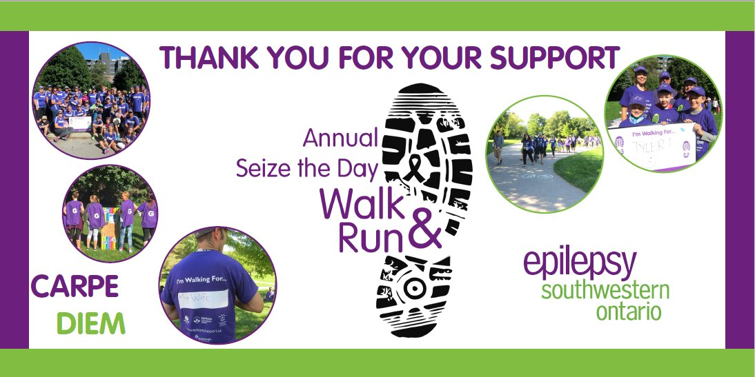 Thank u @Vistaprint 4 donating a 4&#39;X8&#39; banner 4 our Seize the Day event! It arrived today &amp; it looks fantastic! #windsor #EpilepsyAwareness<br>http://pic.twitter.com/C1Le1wa1Nw