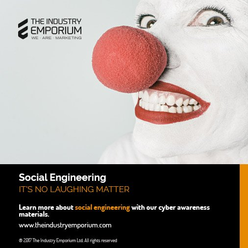 Build awareness across your organization with useful materials. #socialengineering #cybersecurity #onlinesafety #educationiskey<br>http://pic.twitter.com/8WklcsN1XJ