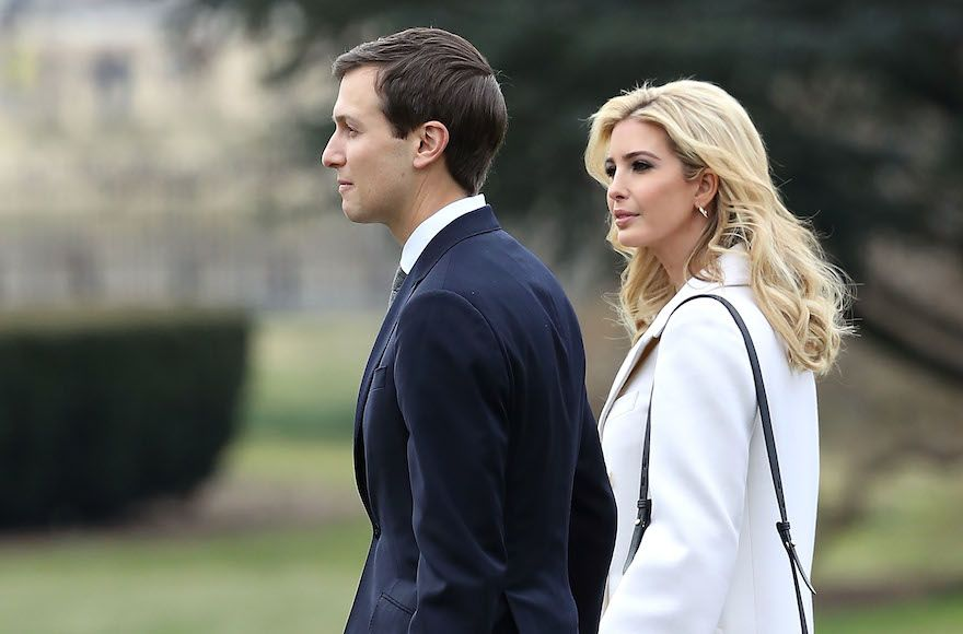 Jared Kushner and Ivanka Trump reportedly urged dad to moderate Charlottesville stance https://t.co/DRwmIitNw6