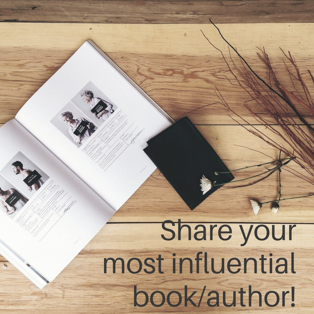 Please share your favorite book and author that has influenced your life for the better. Happy Reading! #WellnessInstituteTips