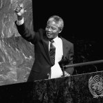#TBT: Racism must be opposed by all means that humanity has at its disposal -Nelson Mandela at UN, 1990 https://t.co/gUdmsgRc6w #FightRacism