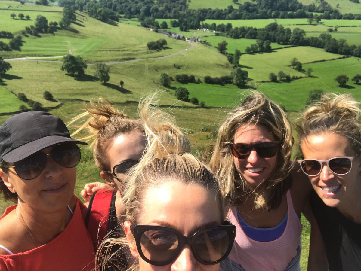 3 peak training with the girls #charity #challenge #3peaks @DonnaLouiseUK.          http://www. virginmoneygiving.com/40inmy40th  &nbsp;  .<br>http://pic.twitter.com/RxXZjMuneH