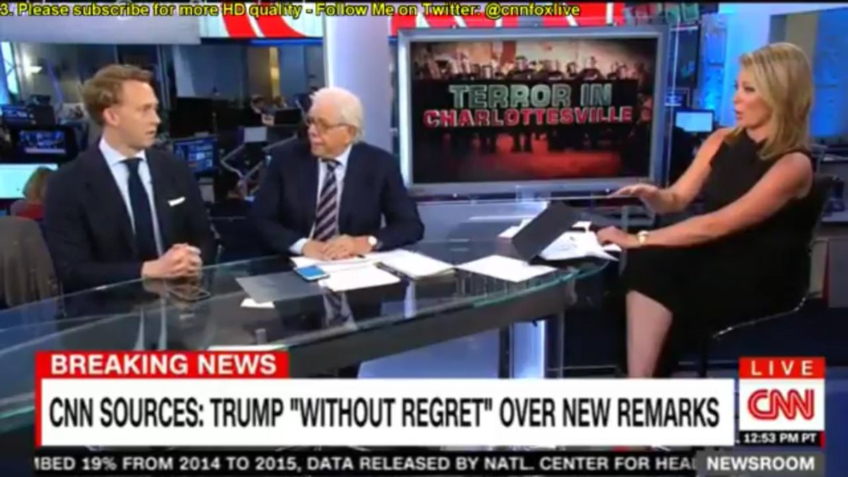 #BREAKING:WH Sources say #Trump is &quot;WITHOUT REGRET&quot; over his #Charlottesville remarks. Hmmm #TheResistance #CNN #MSNBC<br>http://pic.twitter.com/urbVbidrTq