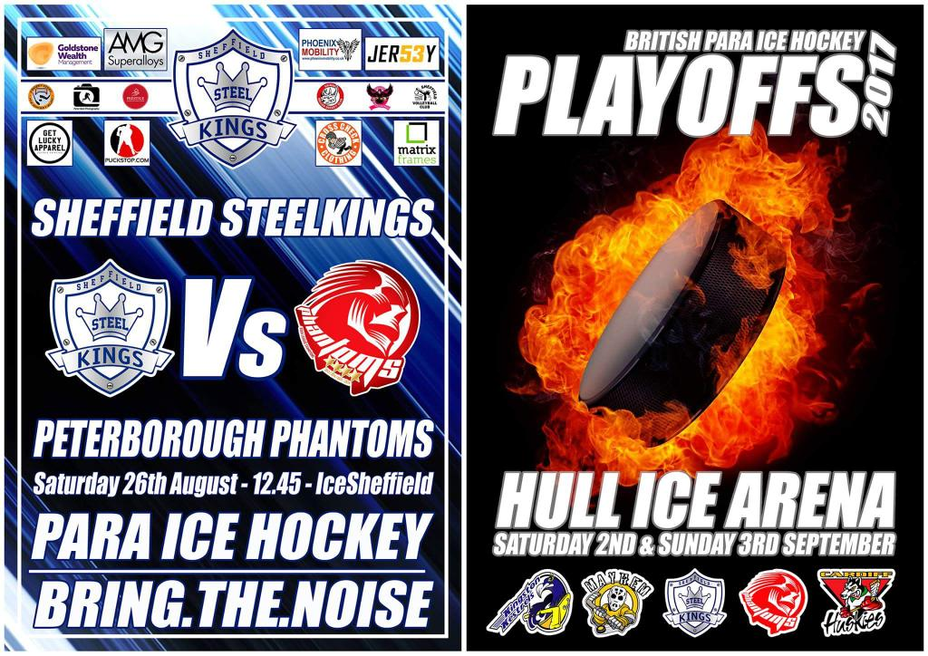 10 DAYS TO GO!!! #Sheffield we need your support! IT&#39;S FREE!!! Pls RT #Sport #ParaIceHockey   https:// m.facebook.com/SheffieldSteel kings/photos/a.1532708590282833.1073741829.1529045473982478/2043717692515251/?type=3&amp;source=48 &nbsp; … <br>http://pic.twitter.com/N1L8oUOhwn