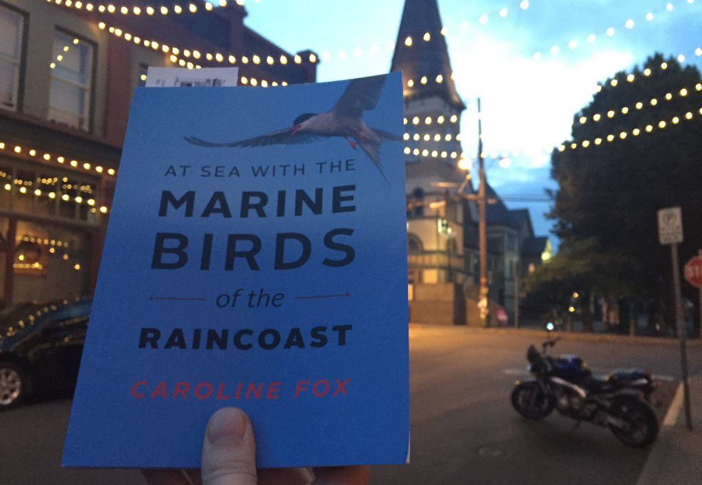 My book, &#39;At sea with the Marine Birds of the Raincoast&#39; was just shortlisted for the @thelaneanderson award! #CdnSci #scicomm #conservation<br>http://pic.twitter.com/delBHXB1z4