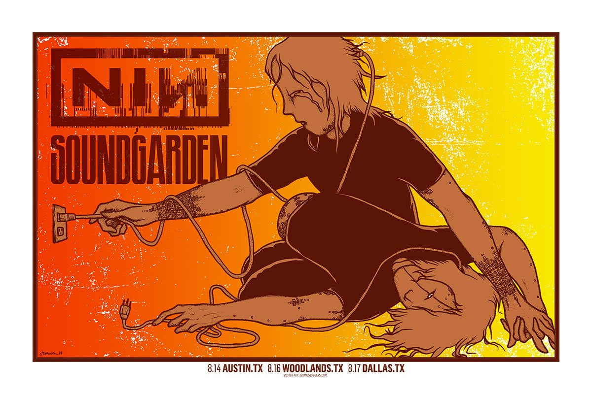On this day, 2014-08-16. Houston, Texas #NIN #Setlist  http://www. nintourhistory.com/concert.php?co ncertid=978 &nbsp; … <br>http://pic.twitter.com/Y0zdl5fnLx