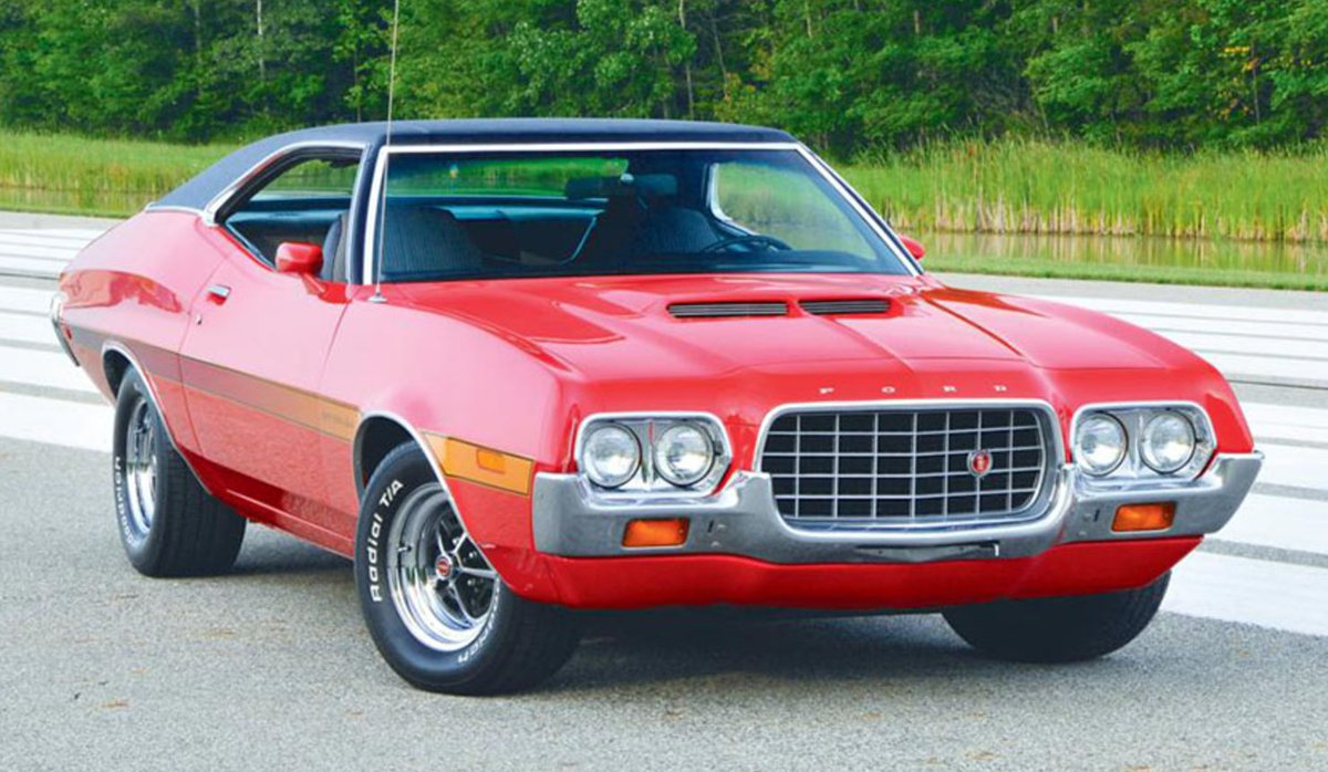 New Ford Gran Torino >> Valvoline On Twitter The Ford Gran Torino Pioneered A New