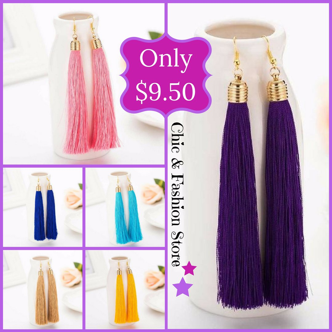 New Vintage Long Earrings Shop now  https:// buff.ly/2x37uap  &nbsp;   #Accessories #Earrings #Fashion #Chic #Jewelry #Vintage #Beauty #Comfort #Sale<br>http://pic.twitter.com/oSdKbNzLbk