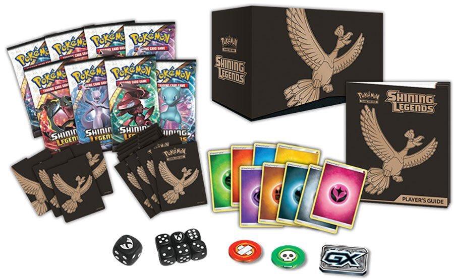 #Pokémon Shining Legends Elite Trainer Box! <br>http://pic.twitter.com/9uT47v4V3B