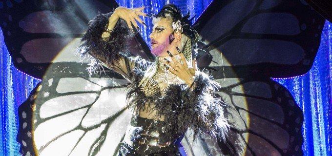 Pega Pega: Douglas surpreende e se apresenta como drag queen em boate > https://t.co/sWYm3sgH2P