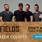 #LMITF2017 welcomes back @coldcreekcounty on Friday August 25th! They blew up the stage in 2015 and we couldn't wait to have them back!