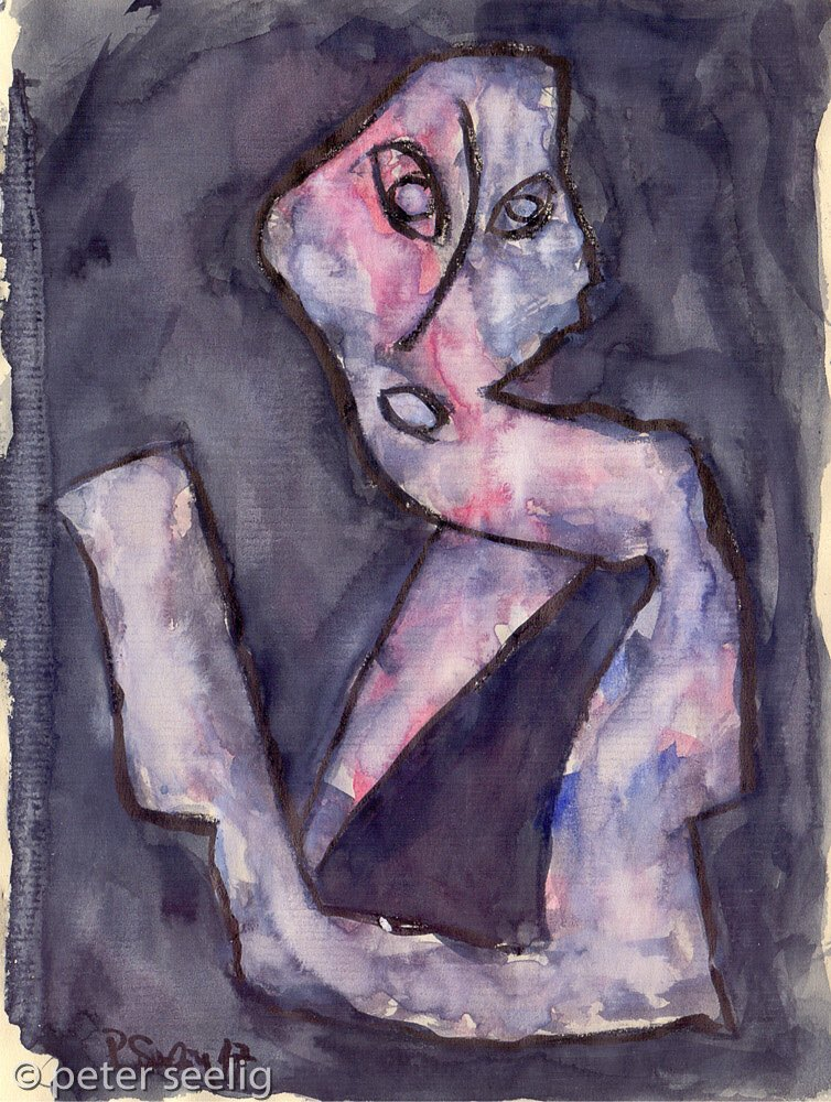 Yesterday Where Is Tomorrow  #art #watercolor #drawing #artlife  http:// peterseelig.com/index.php?fram e=show_journalFrame.php&amp;album=MAJ20170401&amp;index=58 &nbsp; … <br>http://pic.twitter.com/VZMAJJvyRZ