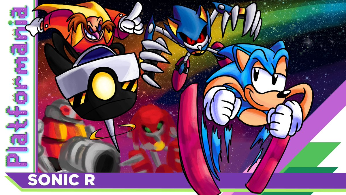 starting the final day of #Platformania with #sonic R feat. @StephenAymond on  http://www. fundthecharityroom.com  &nbsp;   #videogames #charity #Fanart<br>http://pic.twitter.com/qAwuHnE3So