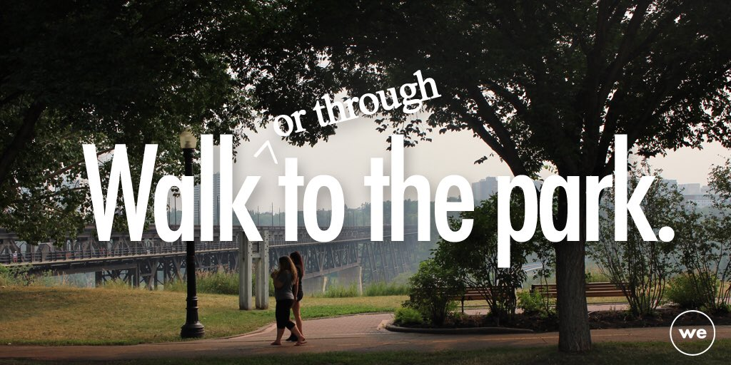 Walk to the park. Or heck, walk through the park. #yeg #edmonton #yegwalk #yegparks #parks #walkable #walkability #walking #recreation #edmo<br>http://pic.twitter.com/P8DS9zvTcZ