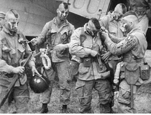 Did someone call us filthy? @USArmy #101stairborne #506 #WW2  #ImpeachDonaldTrump #Resistence #NativeAmerican<br>http://pic.twitter.com/MpuTUoQiJ3