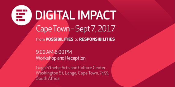 test Twitter Media - The next @dgtlimpact #WorldTour event is in Cape Town! Learn more about next month's event: https://t.co/KI8IIouDwG #DIWorldTour #data https://t.co/16QQTnQZJ0