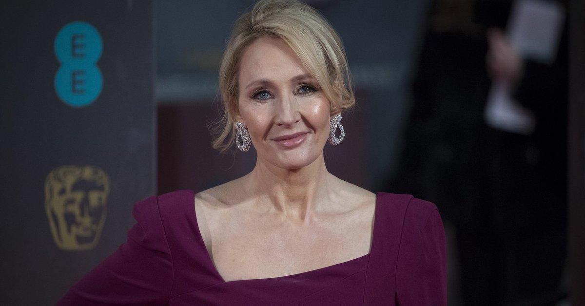 J.K. Rowling finds silver lining in Trump's 'abomination of a speech' https://t.co/8Q5qr2aKTt