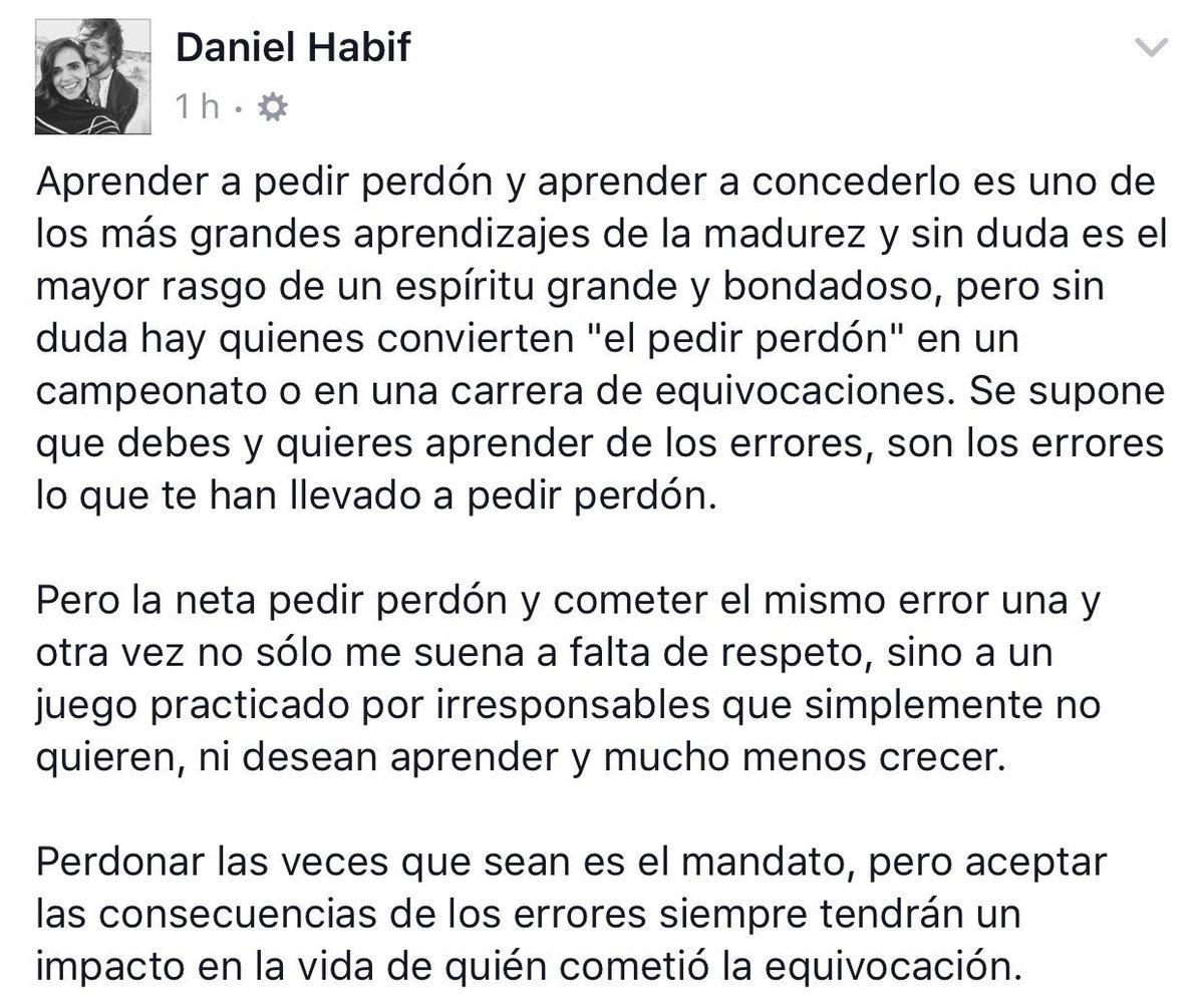 Daniel Habif On Twitter Aprender A Pedir Perdón