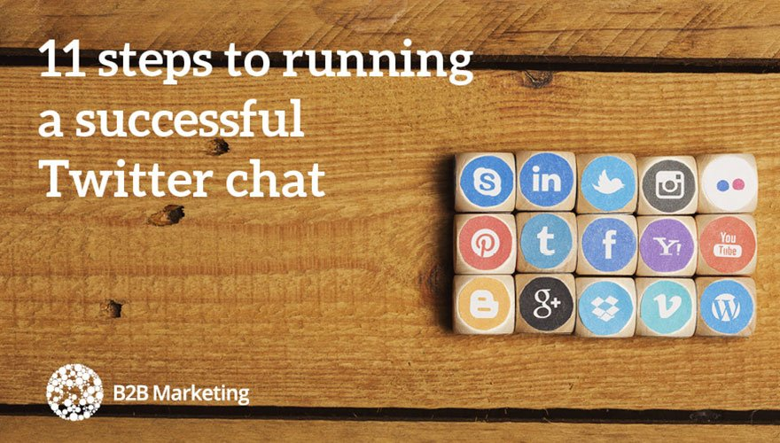 Your ultimate step-by-step guide to running a successful Twitter chat https://t.co/mL77gZ0CKv https://t.co/sQi573Gc1r