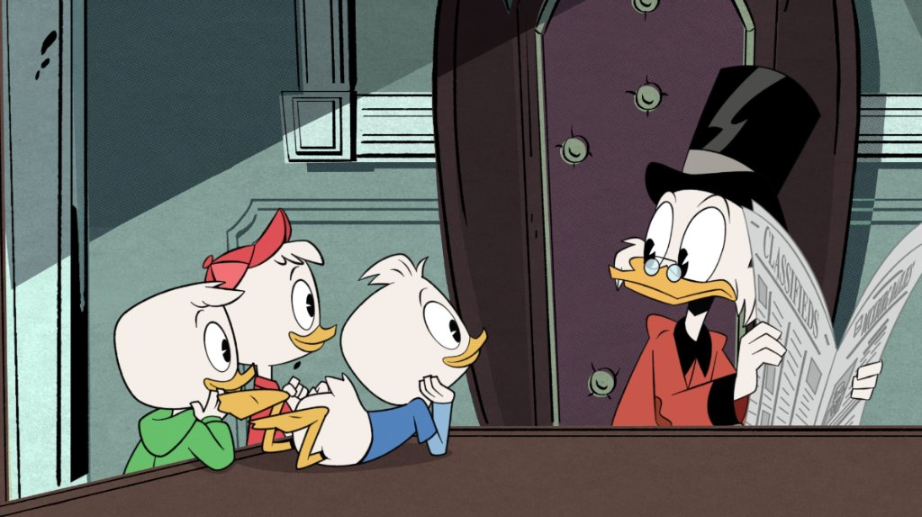 You Can Watch the First Episode of @DisneyXD&#39;s #DuckTales Right Now:  http:// di.sn/60138auo3  &nbsp;   <br>http://pic.twitter.com/ARu9xjWzJT