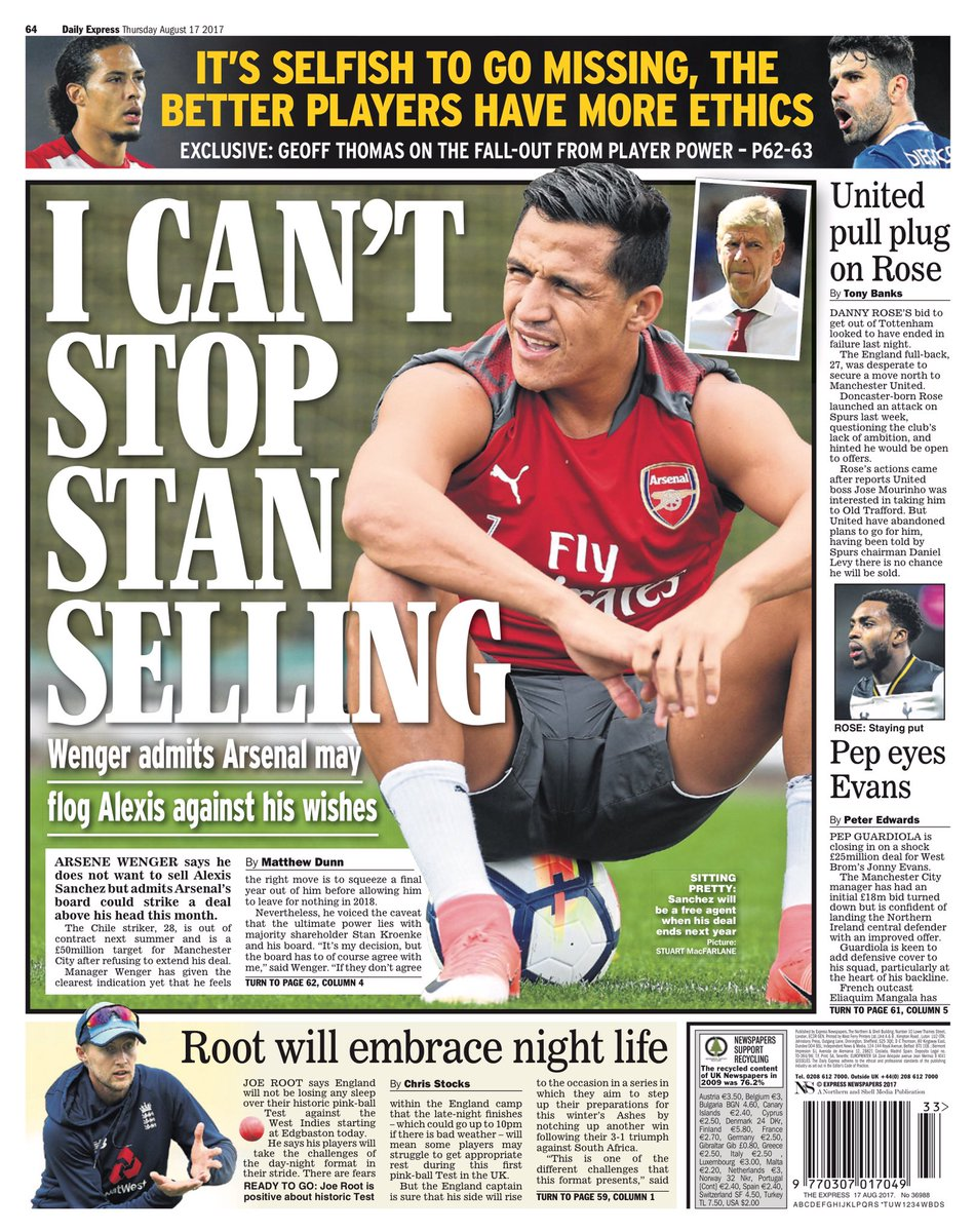 £50 million? If Drinkwater is worth £40 million Sanchez should be worth at least  £240 million and a free fried egg bap  #Arsenal <br>http://pic.twitter.com/MYOTXJDAZ6