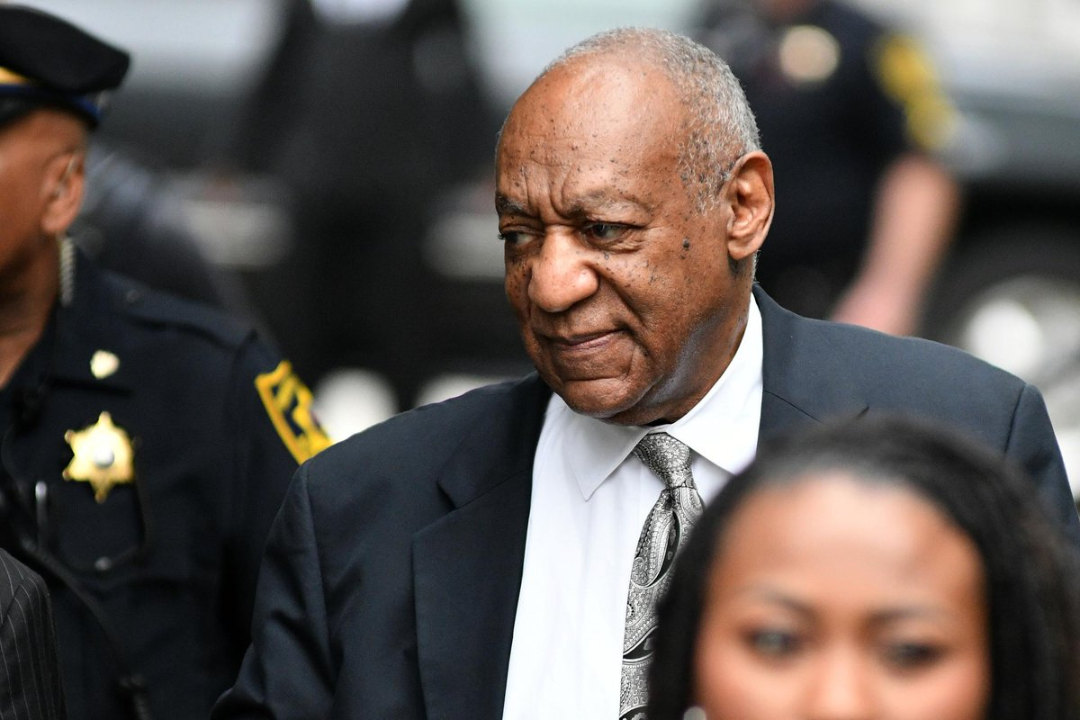 A second Bill Cosby lawyer withdraws from sexual assault retrial https://t.co/bjTExI2NiL