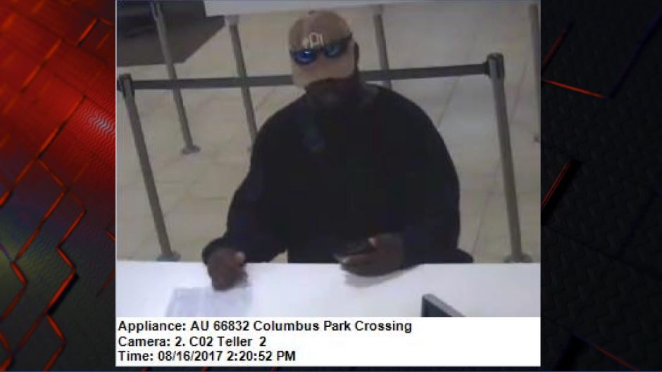 PLEASE SHARE: FBI releases picture of north Columbus Wells Fargo bank robber  More details >>> https://t.co/T28ybNxwIq