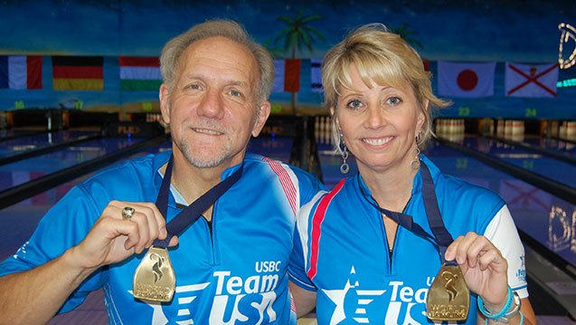 Check out the details and results from the singles action at the 2017 World Bowling Senior Championships in Germany. https://t.co/GmjHrZ7Ebw