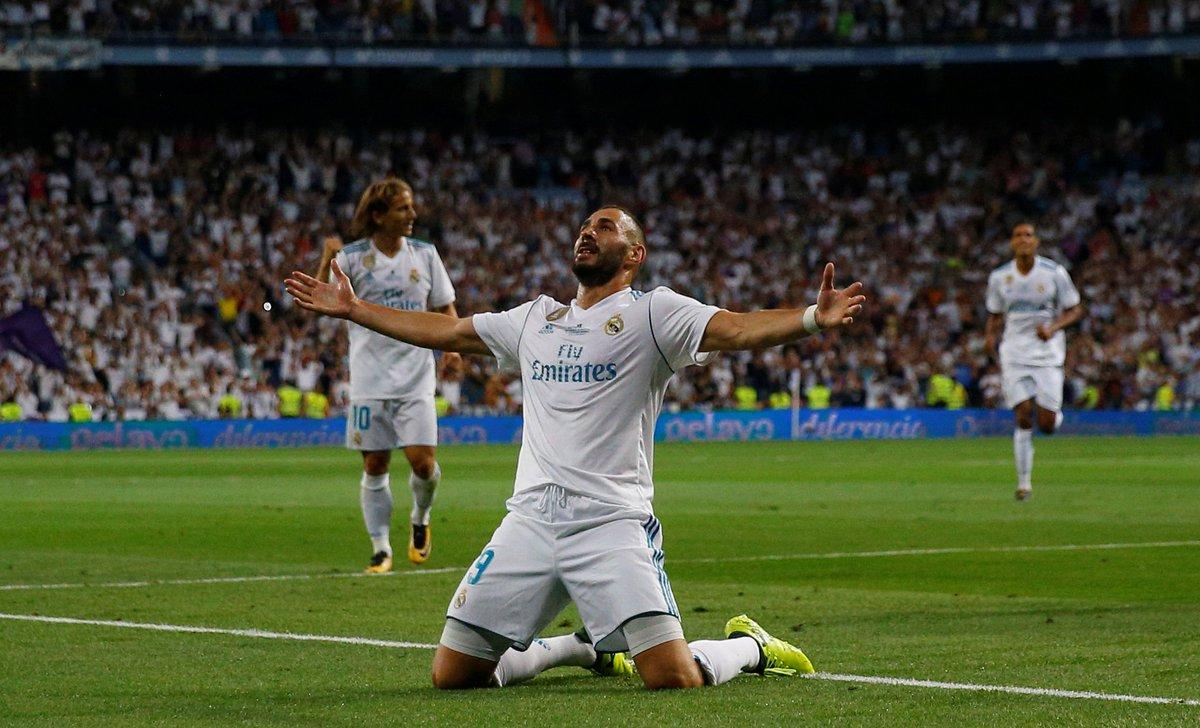 Real Madrid vence Barcelona por 2 a 0 (5 a 1 no placar agregado) e conquista a Supercopa da Espanha https://t.co/hf5YLtpAac
