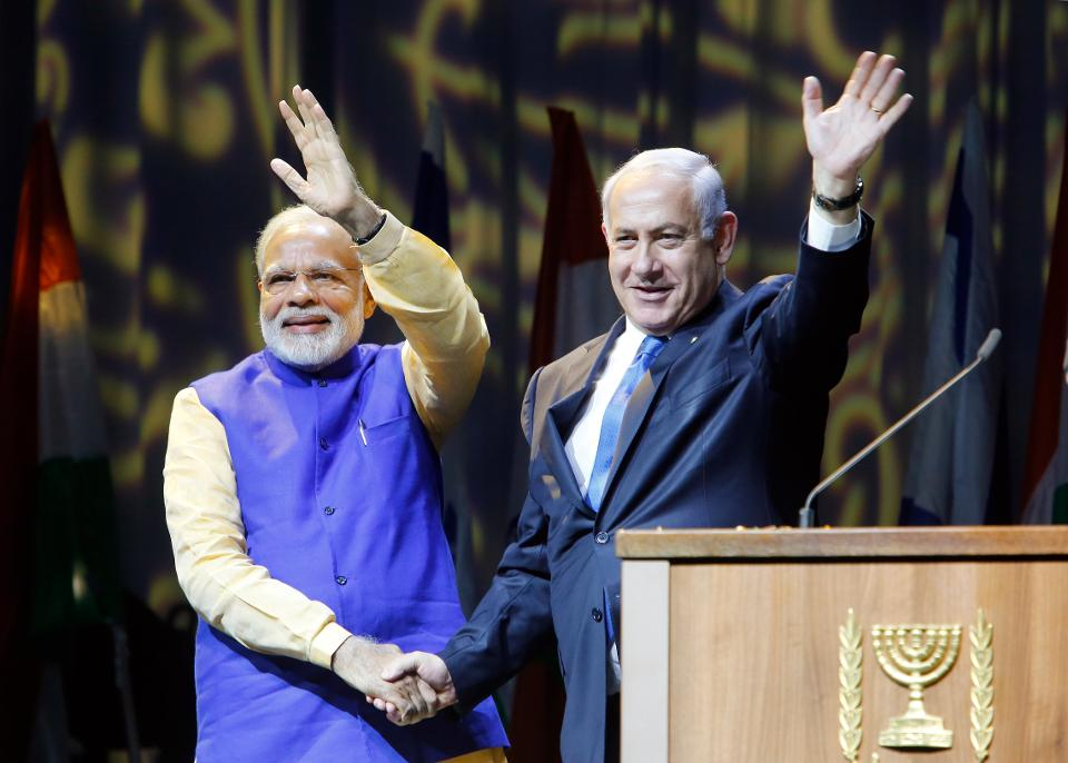 The strengthening relationship between #India and #Israel will greatly benefit both countries  http:// ow.ly/y6Vw30esSmd  &nbsp;  <br>http://pic.twitter.com/B6YdJjs9kO