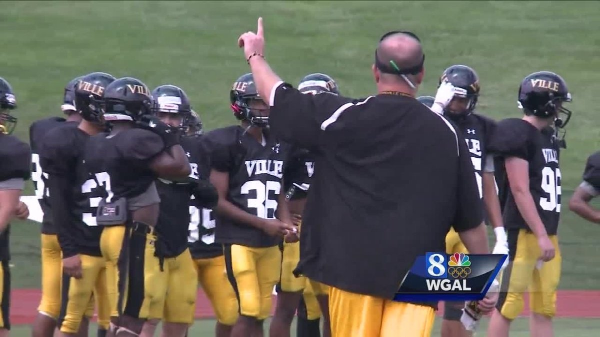 Millersville University football team gears-up for new season https://t.co/BZD6DOl5X0