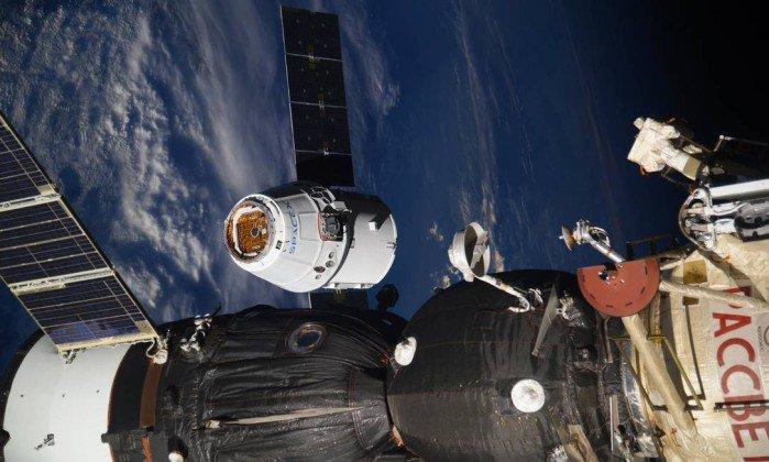 Nasa testa supercomputador a bordo da Estação Espacial Internacional. https://t.co/dIRMuwfqDl