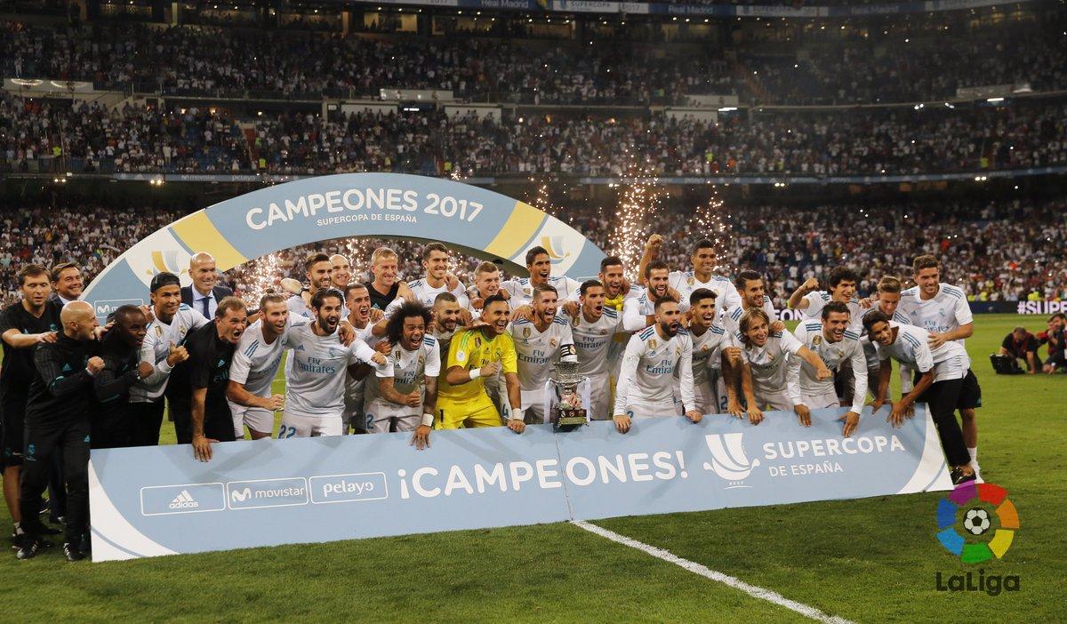 C A M P E O N E S   #Supercopa #ElClásico <br>http://pic.twitter.com/pBg3GODtJP