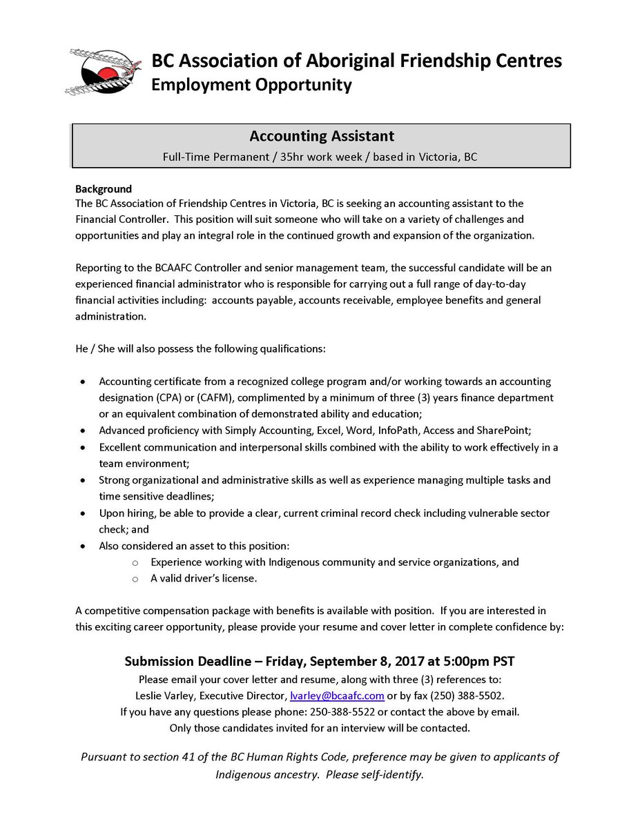 Luxury Victoria Bc Accounting Resume Festooning - FORTSETZUNG ...