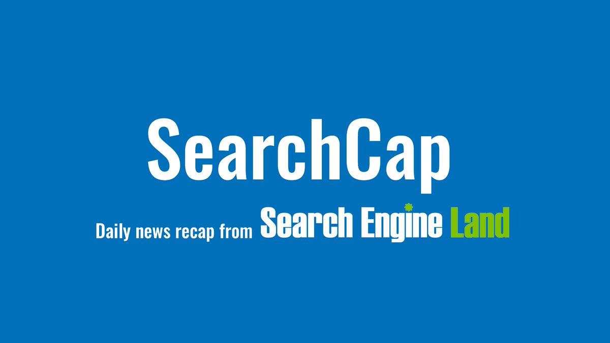SearchCap: Google pollen search, Google reviews bug & Google pays Apple https://t.co/iuRlBwZRGE