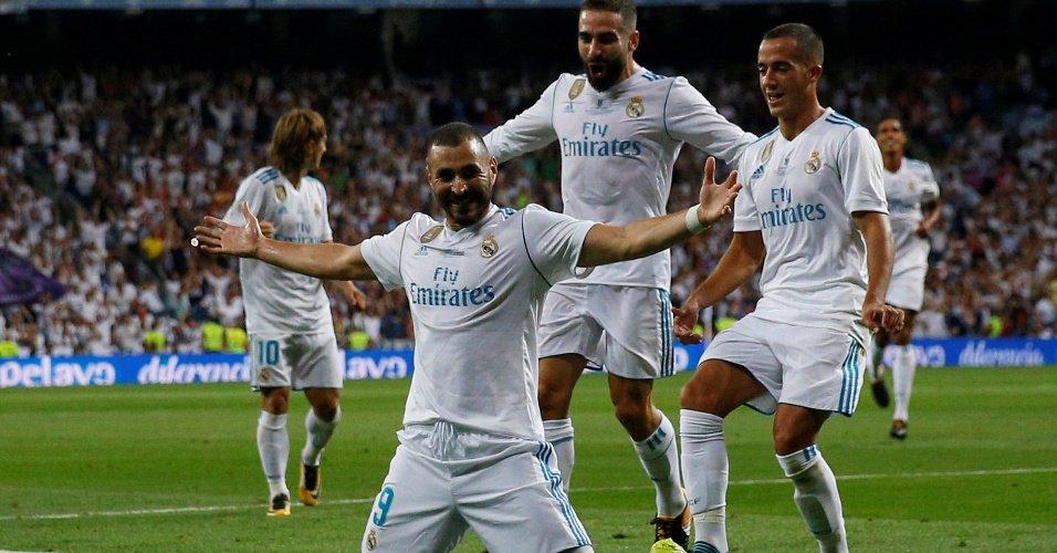 2 a 0 sem Cristiano Ronaldo: Real vence o Barcelona outra vez e leva título da Supercopa da Espanha https://t.co/qZ9Y6ZwUuE