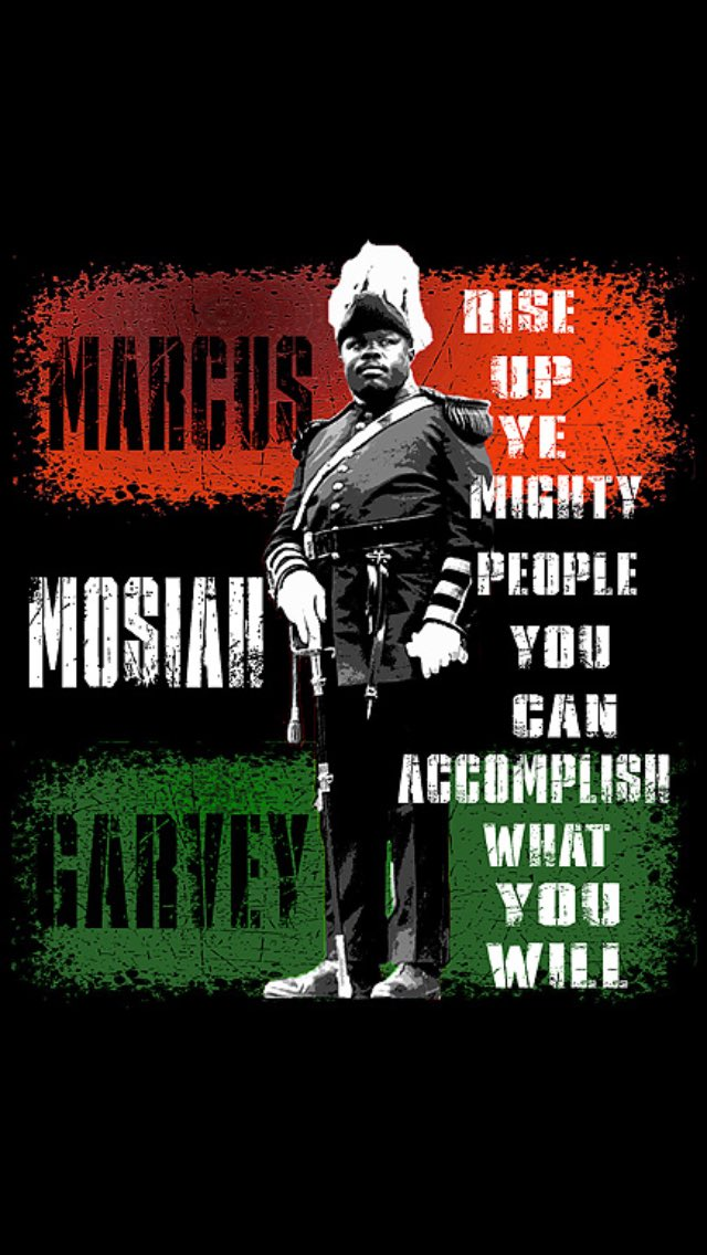 It&#39;s #MarcusGarveyDay August 17th &quot;Rise Ye Mighty People&quot; In The Name Of #PanAfricanism #RBG <br>http://pic.twitter.com/w9KdGXACw5