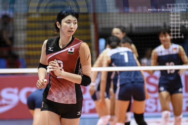 LOOK! #AVCWomensSCH Photos: Japan def. China, 25-17, 25-18, 25-18  FUL...