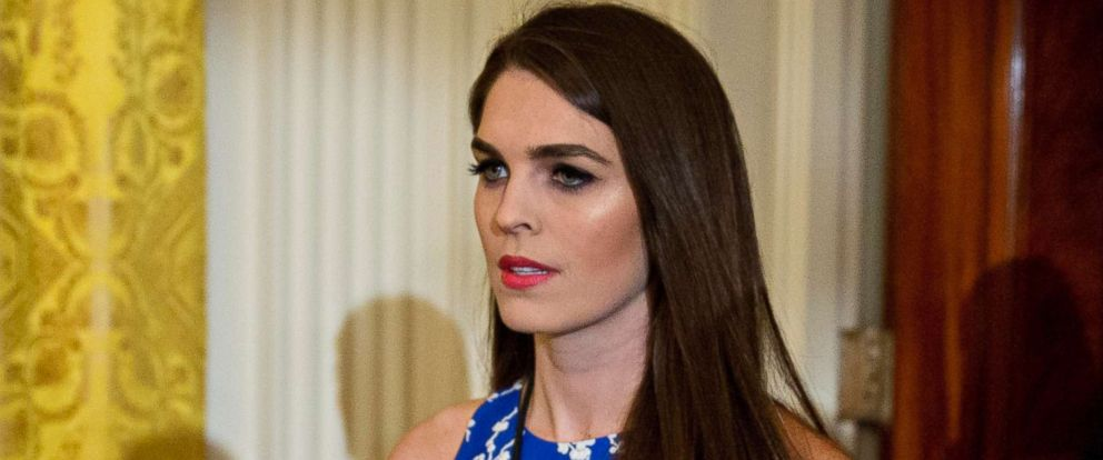 Longtime Trump aide Hope Hicks to serve as interim White House communications director until replacement is found. https://t.co/Jox4mLxZ6p