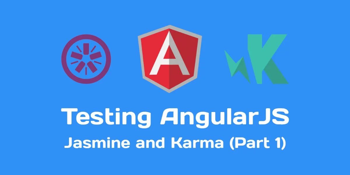#HowTo #test #angularjs with Jasmine and #Karma  https:// buff.ly/2w2Nt6S  &nbsp;   #javascript #ES6 #webdev #FrontEnd #softwaredevelopment #NodeJS #npm<br>http://pic.twitter.com/zpRmPpeVME