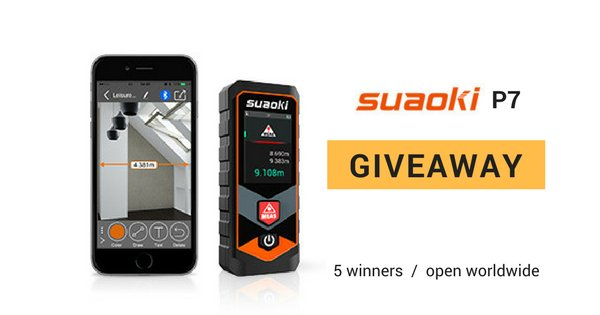 Like &amp; RT to #Win #SuaokiP7 #LaserMeasurer   https:// igg.me/at/SuaokiP7Las erMeasure &nbsp; …  #Giveaway #freebies #Competition #sweepstakes  Ends Sep 15, Open WW<br>http://pic.twitter.com/ZBfIIN1iR2