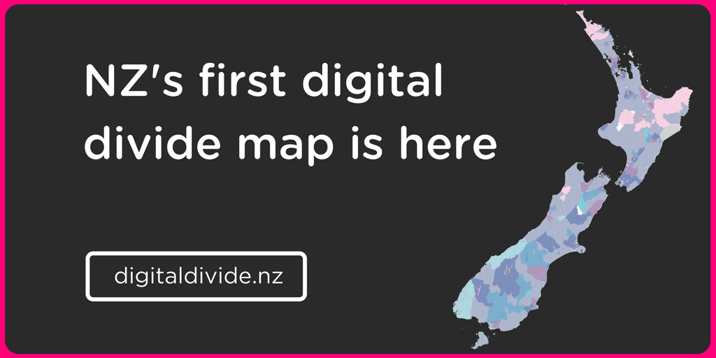 New Zealand Interactive Map.Internetnz On Twitter With 2020trustnz We Built An Interactive