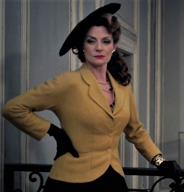 OOOOOH BABY Strike that POSE!!!! #TheCollection #MichelleGomez #Flawless #beauty #talent<br>http://pic.twitter.com/PHc01laitO