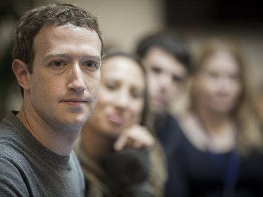 Mark Zuckerberg pledges to remove physical threats from Facebook after...