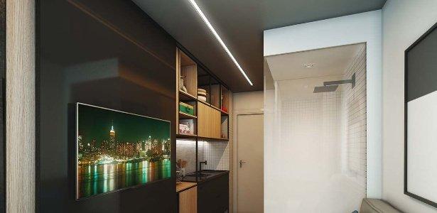 São Paulo terá apartamento de 10m², menor que uma van, por R$ 99 mil https://t.co/JCfWIMLn89