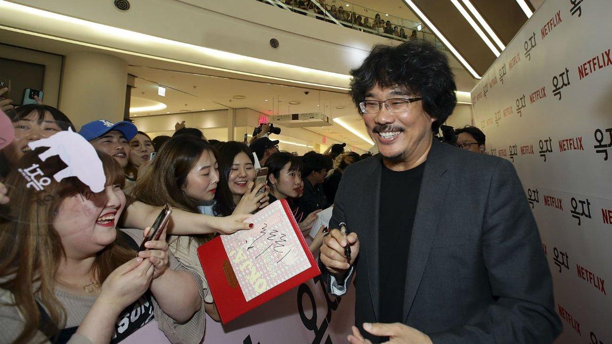 THR&#39;s top 15 global film schools: Korean Academy of Film Arts. Famous alumni include #Okja director Bong Joon Ho   https:// goo.gl/eZBRpq  &nbsp;   <br>http://pic.twitter.com/egoAPTgo3v