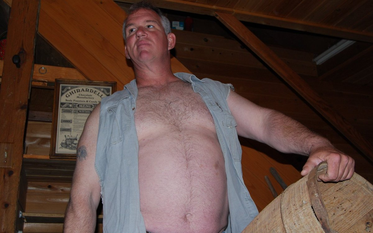 LOOK LIKE HIM? get monthly salary at  http:// MODELINGPORTFOLIO.org  &nbsp;   #musclebear #daddy #hairy #chest #chubby #chasers #fat #gray #man #grey #men<br>http://pic.twitter.com/kxQhVClIHw